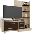 Estante para TV e Home Theater