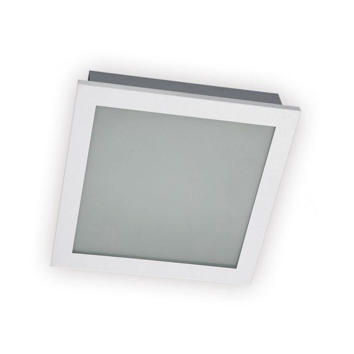 Luminária de Teto Embutido Rooflight PTE 2525 Branco 2 Lampâdas 100W Cod: PA229LI69QAKMOB