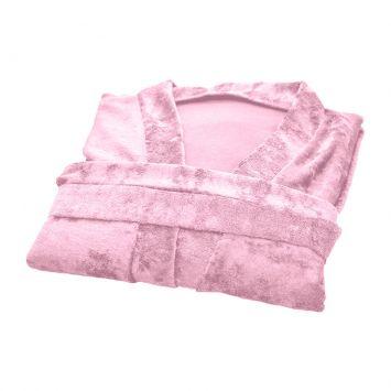 Roupão Feminino Mais Rosa Sem Manga G Cod: FI422AC49HXMMOB
