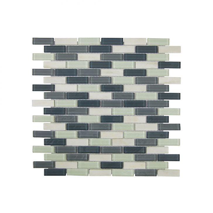 Placa De Pedra Com Vidro Colortil Pietra 08 Cod: CO674HI09OXQMOB