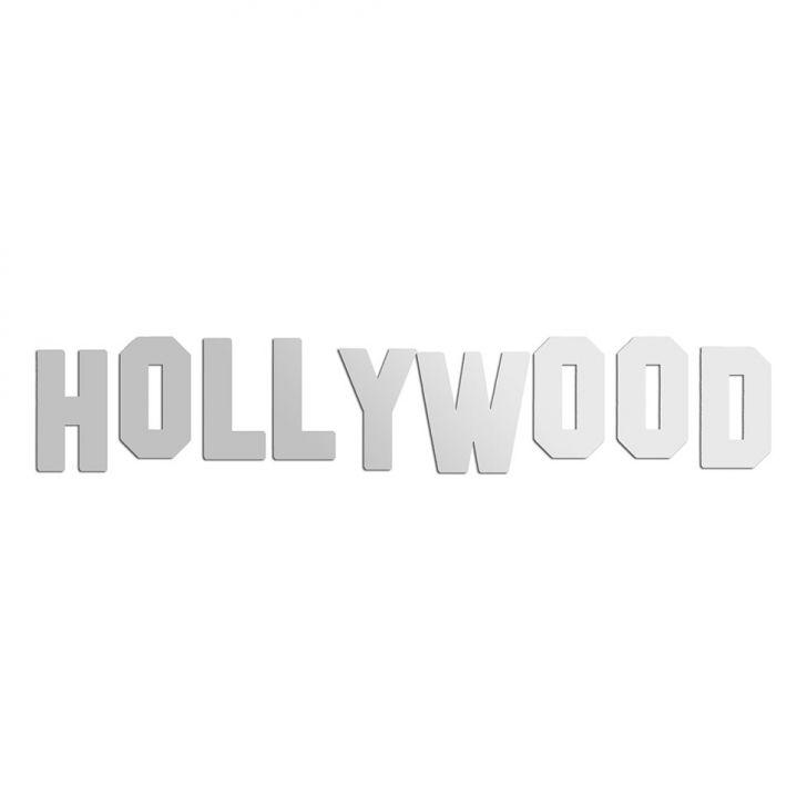 Espelho Decorativo Hollywood 15x85 My Sticker Cod: MY014AC98RJTMOB