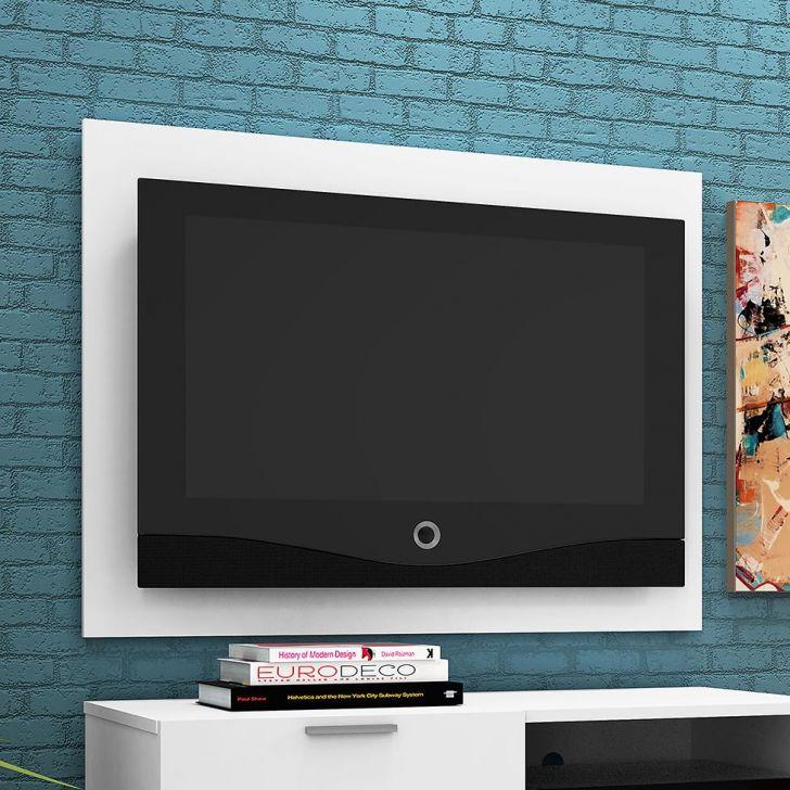 Painel para TV 0.9 até 32 ´ Compaq Branco Cod: 7898579612525