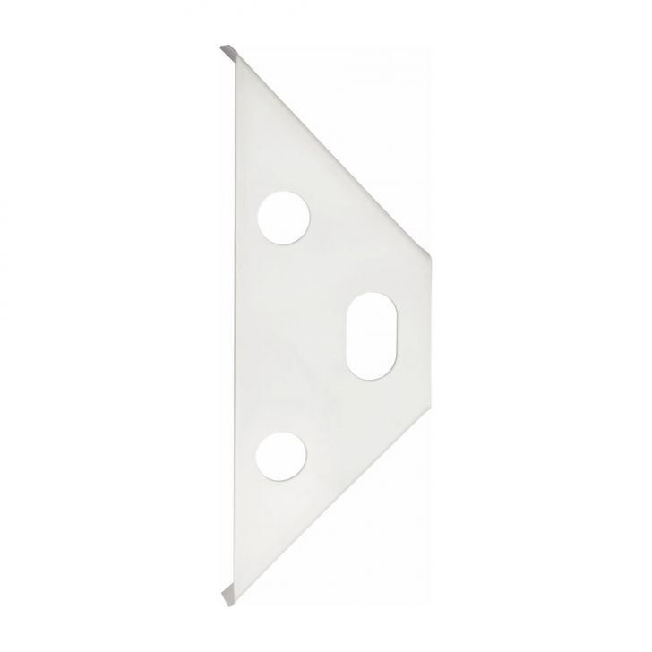 Suporte Metálico Blanca Branco 20x20cm Tramontina