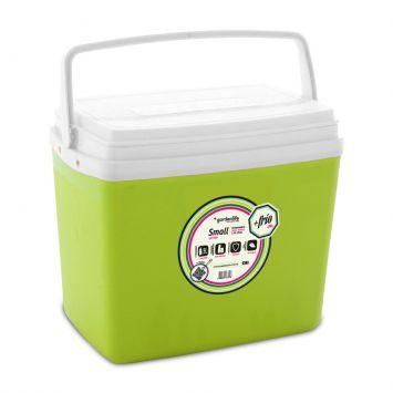 Caixa Térmica 24 Litros Verde Limão Cod: GA093AC68BXZMOB