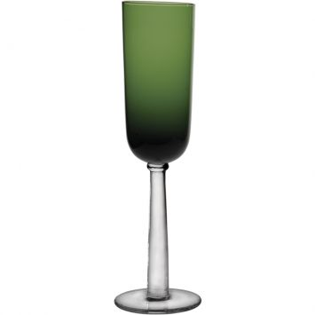 Taça Aruba Champagne 230 ml Verde 6 pçs Cod: GS340AC58PMN