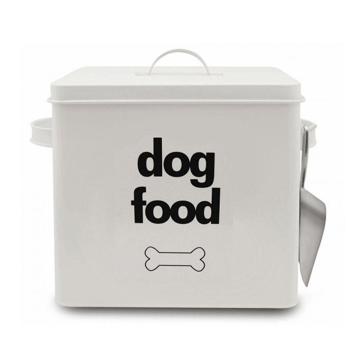 Porta Racão Para Cães Com Colher 14L Cod: TY150AC48GLVMOB