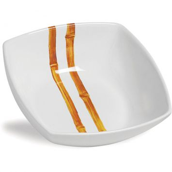 Bowl de mesa bambu 23 cm
