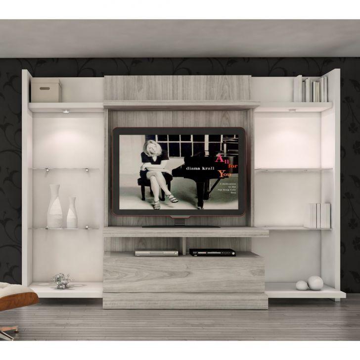 Home Theater Momento com 2 Kit ´ s Boreal & Branco Mademarcs Cod: MA800RA87NNGMOB