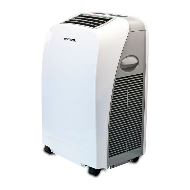 Ar Condicionado Portátil 10.000 Btus com Controle 220V Ventisol Cod: VE636HI87LFSMOB
