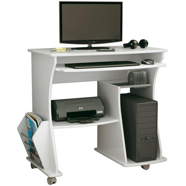 Mesa para computador 160 Branco Cod: 7898014992939