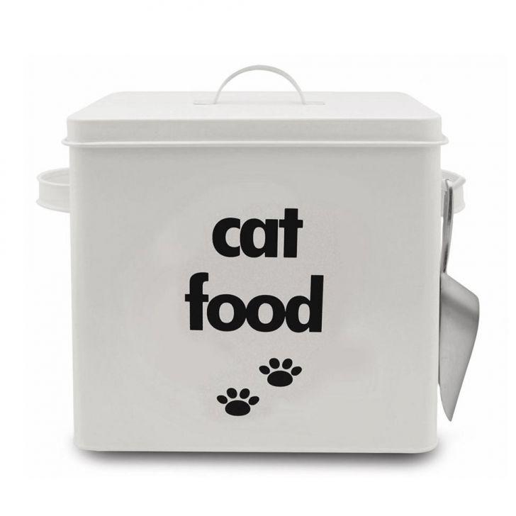 Porta Ração Para Gatos Com Colher 14L Cod: TY150AC47GLWMOB