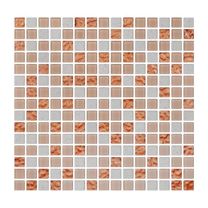 Placa De De Vidro Infiniti 152 Areia Cod: CO674HI37VUKMOB