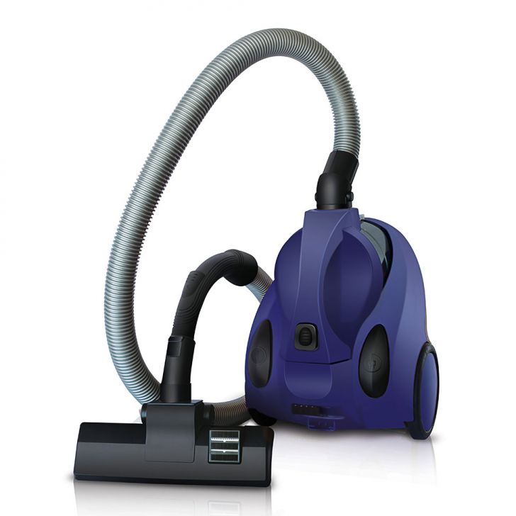 Aspirador De Pó Tipo Ciclone Azul Black&Decker