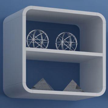 Modulo cubo bcb 22 06 com prateleira
