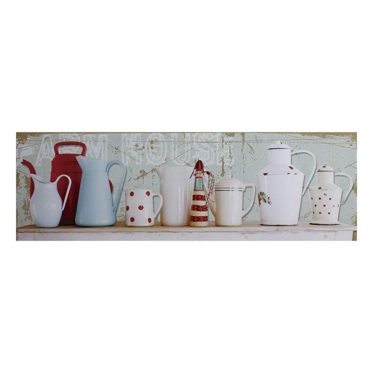 quadro-xicaras-e-bules-farm-house-fullway-45x140