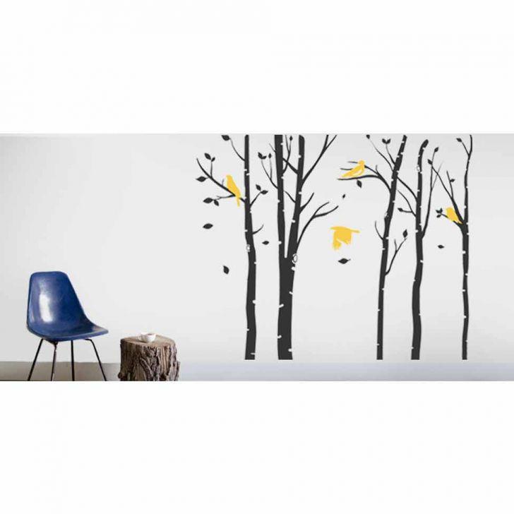 Adesivo de Parede Árvore Tronco 236x197 cm Haus For Fun Cod: HA683AC06TAVMOB