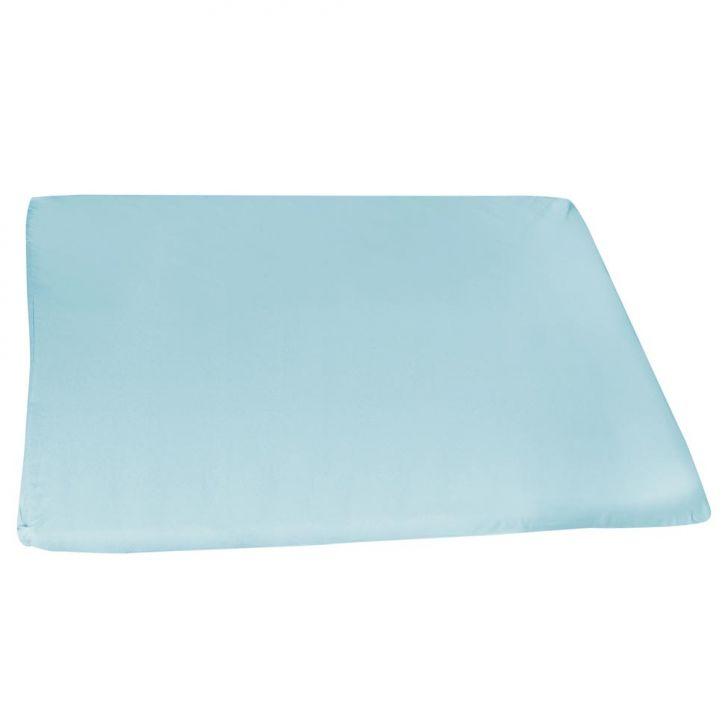 Colchonete para Berço Desmontável Baby 65x90x04 Azul Cod: FI422AC75JBGMOB