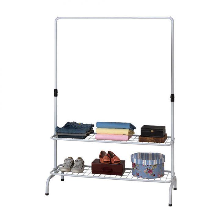 Arara Kit Closet Branca Dicarlo Cod: DI007CL25KVMMOB