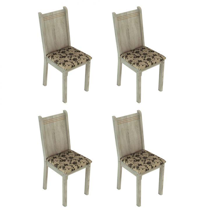 cadeira-4290-acacia-com-floral-bege-marrom