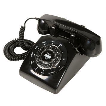 Telefone classic london seletor tom pulso