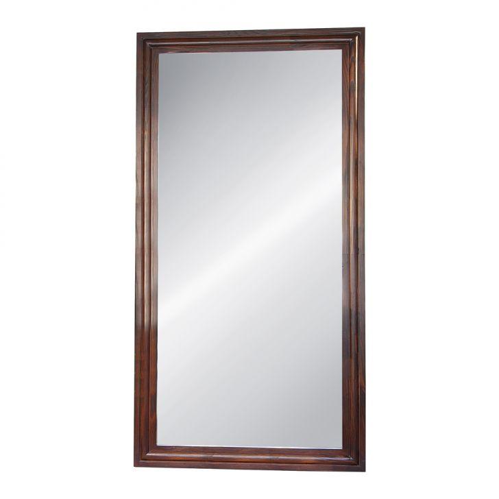 Quadro Espelho Sofia 200 X 100cm Imbuia Natural Cod: MO009AC84YADMOB