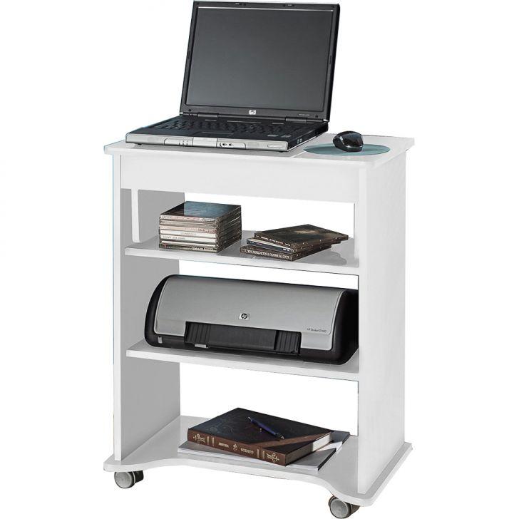 Mesa para Computador Tampo Branca Cod: 7899307505966