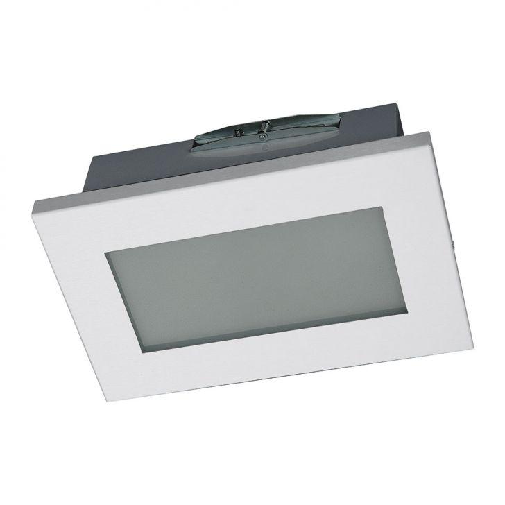 Luminária de Teto Embutido Rooflight PTE 1525 Branco 1 Lampâda 100W Cod: PA229LI72QAHMOB
