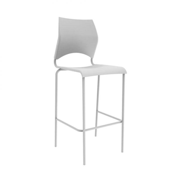 Cadeira Paladio Bistrô Branco Cod: IM931CH52VCLMOB