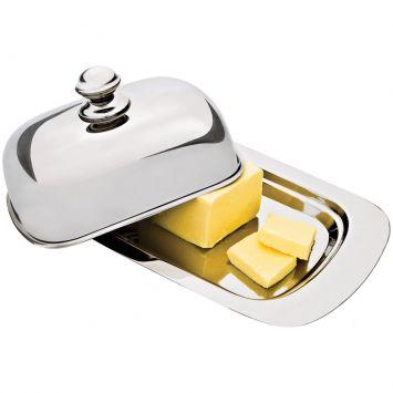 Manteigueira com tampa 19 cm
