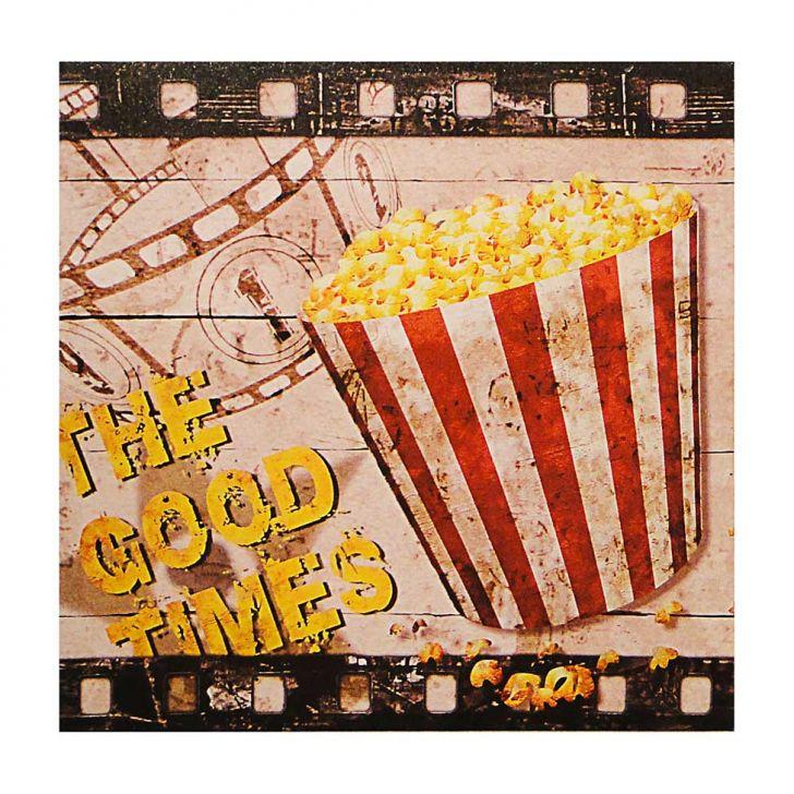 tela-impressa-pop-corn-movies-40x40x2-marrom-fullway