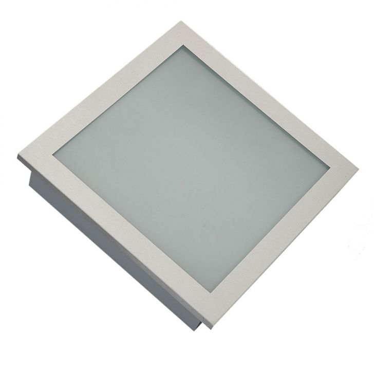 luminaria-de-teto-embutido-rooflight-pte-2525-escovado-2-lampadas-100w