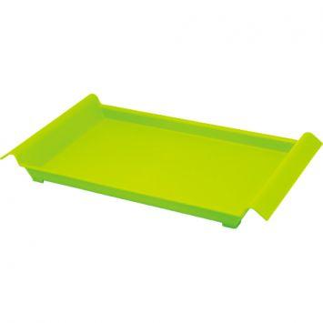 Bandeja grande large tray verde 45 cm