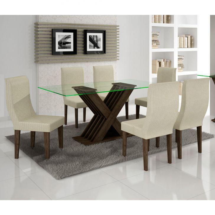 Conjunto 2 Cadeiras Verona Wengue E Matelasse Cod: RU994CH31KUYMOB