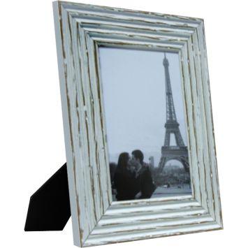 Porta retrato 1 foto 13x18 cm 13 x 18 cm branco