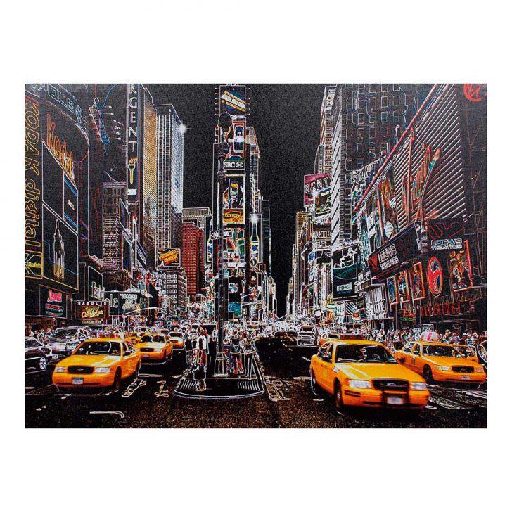 quadro-com-led-ny-taxis-2-avenidas-fullway-60x80