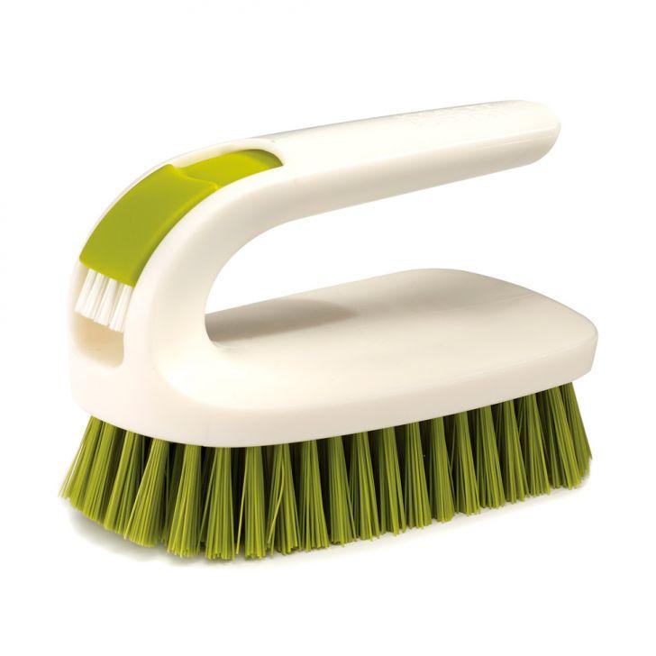Escova Para Limpeza Multiuso 2 Em 1 Twin Scrub Verde Cod: JO435AC00QFRMOB
