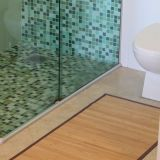 Tapete De Banheiro Retangular Marfim 50X80 Cm Acasa Móveis