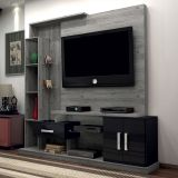 Home Theater Montemor Cinza/Preto