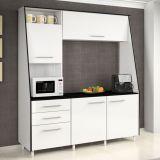 Kit de Cozinha Domus Branco