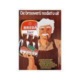 Placa Breda Bier