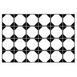 Adesivo de Azulejo - Retrô - 042Az-P