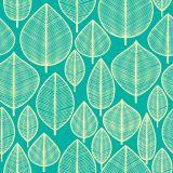 Papel de Parede Adesivo - Folhas em Linhas - 046ppn