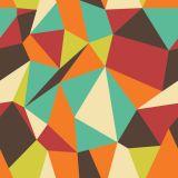Papel de Parede Adesivo - Geometria - 095ppa