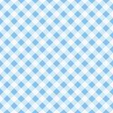 Papel de Parede Adesivo - Xadrez Azul - 015ppb