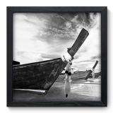 Quadro Decorativo - Barcos - 026qdp