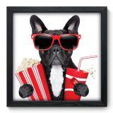 Quadro Decorativo - Cachorro - 027qdh