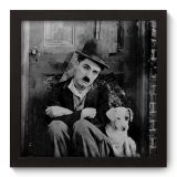 Quadro Decorativo - Chaplin - 021qdh