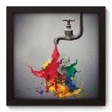 Quadro Decorativo - Criatividade - 003qdd