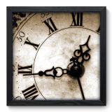 Quadro Decorativo - Relógio - 009qdv