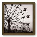 Quadro Decorativo - Roda Gigante - 005qdum